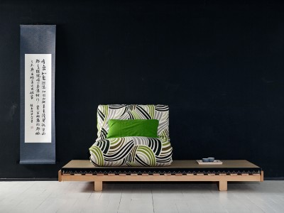 Chill out sofá-futon – <br>Ximple 080cm.