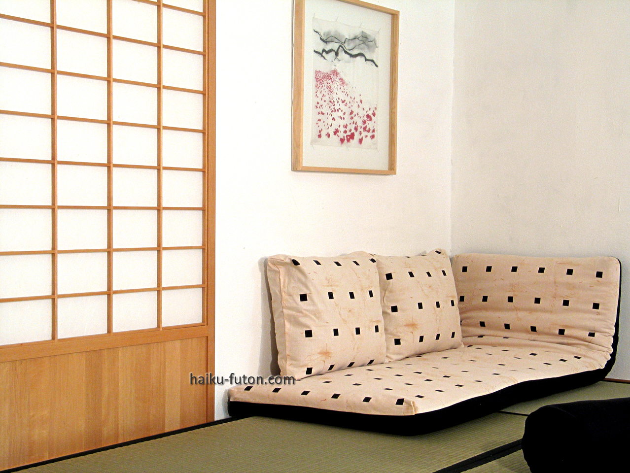 Tatami haiku futon for Sofa cama 180 ancho