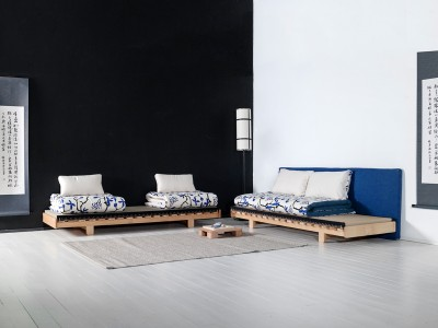 Chill out sofá-futon – Ximple 070cm.