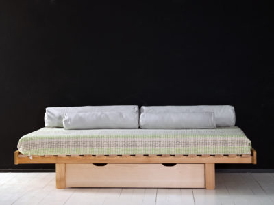 Chill out sofá-futon – Ximple 090cm.